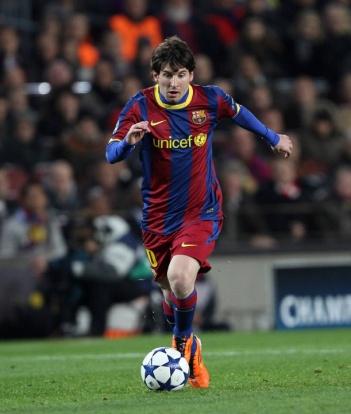Leo-Messi-Dribbling